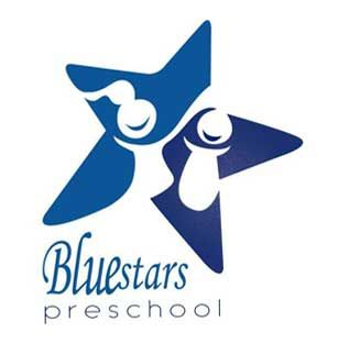 Blue Stars Early Years Services logo